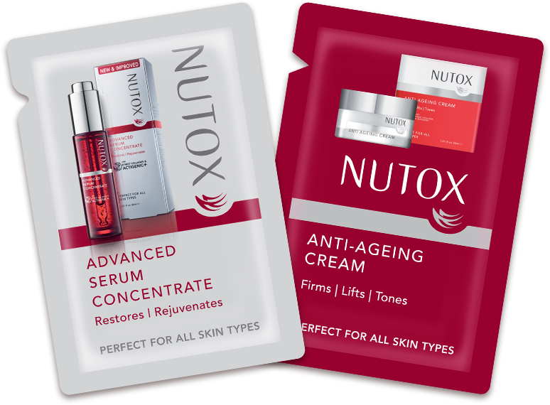 Anti-Ageing Sample Card product